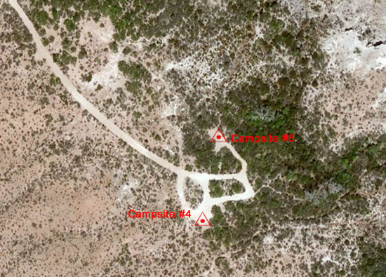 Aerial View Sites 4 and 5