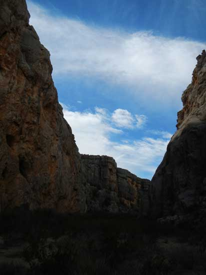 Dog Canyon