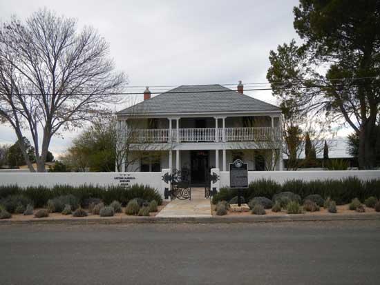 Albion Shepard House