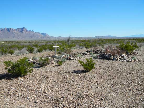 Johnson Ranch Gravesite