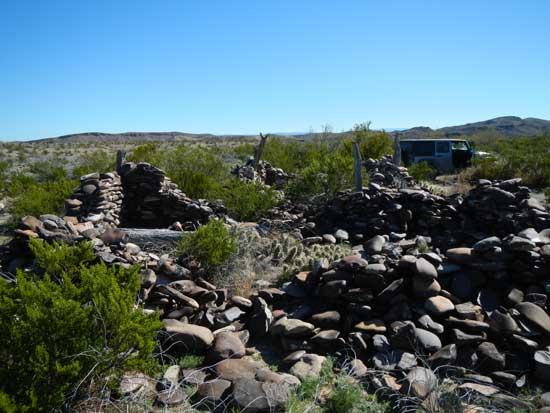 Sierra Chino Ruins