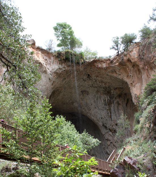 How To Get To Tonto Natural Bridge