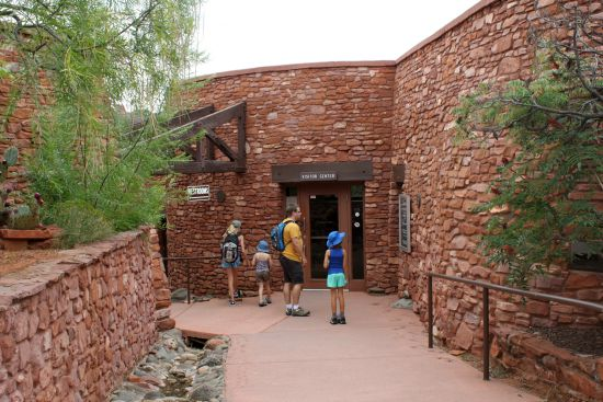 Red Rock State Park Visitor Center