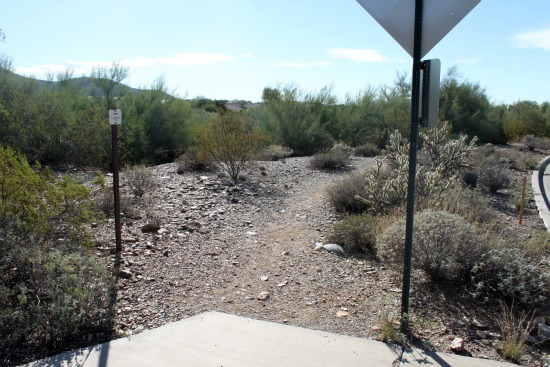 Quartz Trail Start
