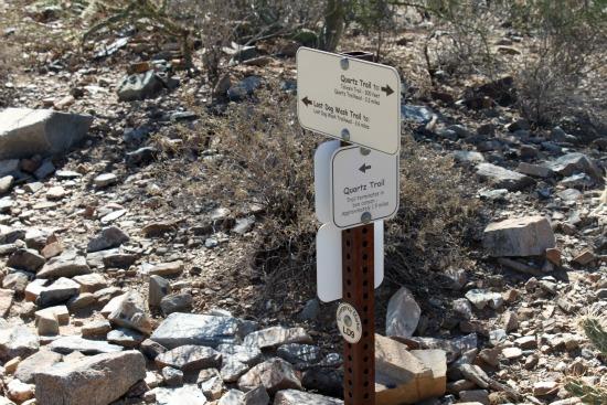 Last Trail Marker