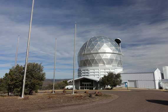 mcdonald observatory davis mountains trek southwest