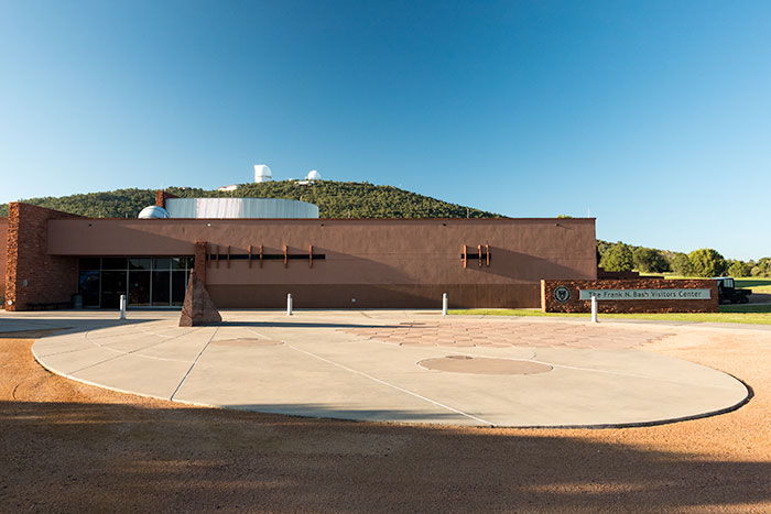 McDonald's Observatory Visitor's Center
