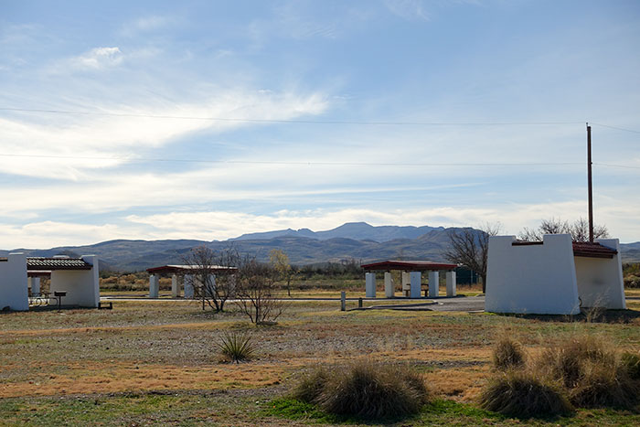 Balmorhea Campsites