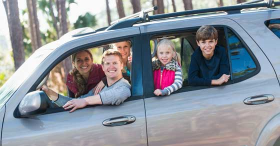 a long drive with family Best family-friendly cars ode to the minivan on a long drive to the grand canyon, disney world, or yellowstone.