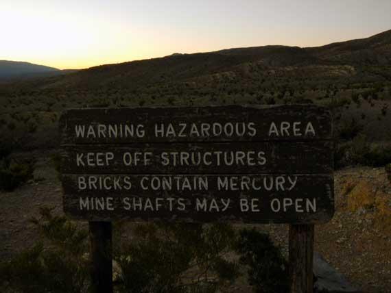 Mercury Warning