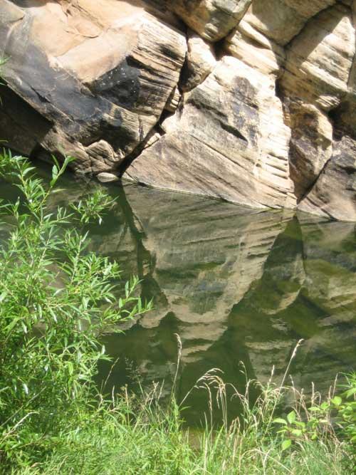 Rocks - West Clear Creek Wilderness