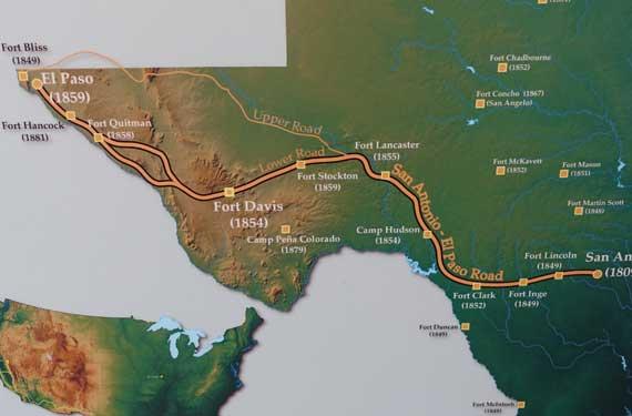 Fort Davis National Historic Site Trek Southwest