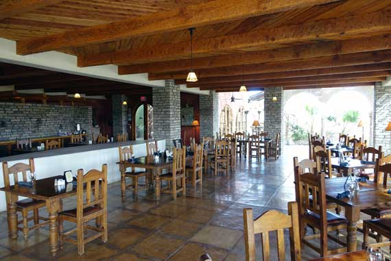 Lajitas Golf Resort Cafe