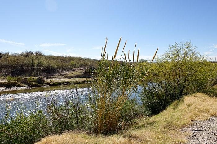 Rio Grande near Boquillas Canyon