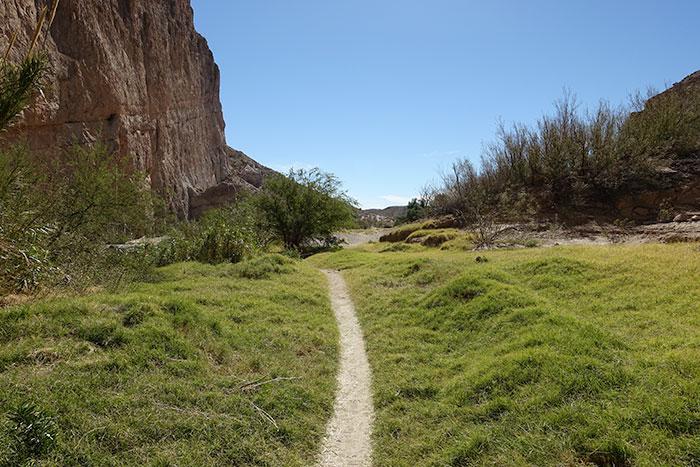 Boquillas Trail