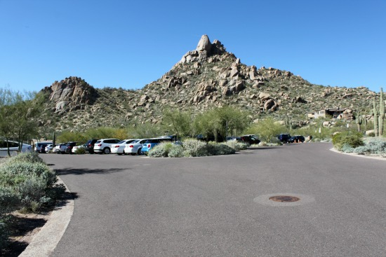 Pinnacle Peak Parking