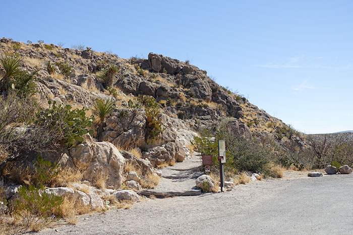 Boquillas Canyon Trailhead