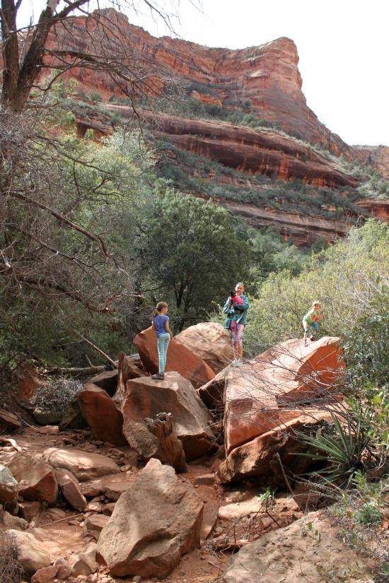 Near Trail's End