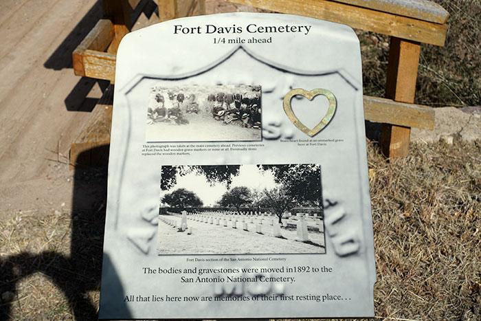 Fort Davis Cemetary