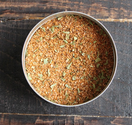 Dry Rub Spice Mix