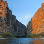 The Mouth of Santa Elena Canyon