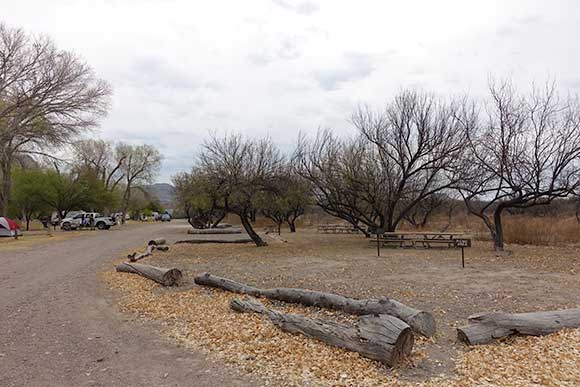 Cottonwood Campground Picnic Area