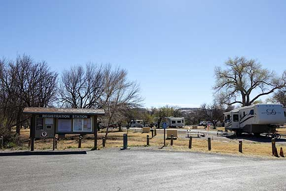 Rio Grande Village Campground Big Bend National Park Trek Southwest
