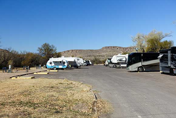 Rio Grand Village RV Campground