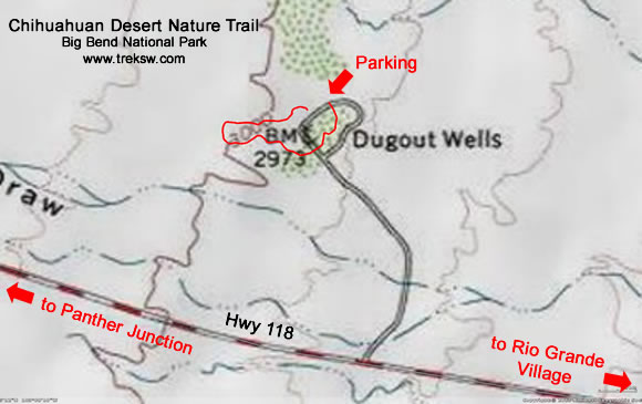 Chihuahuan Desert Nature Trail - Big Bend National Park - Trek Southwest