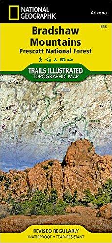 Bradshaw Mountains - Prescott National Forest