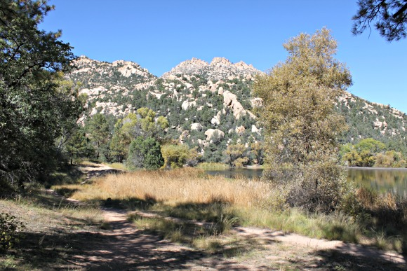 Granite Basin Recreation Area