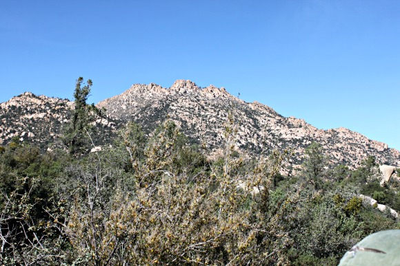 Granite Basin Recreation Area - Granite Mountain
