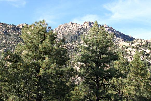Granite Basin Recreation Area - Granite Mountain