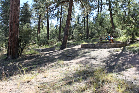 Granite Basin Recreation Area - Picnic Area