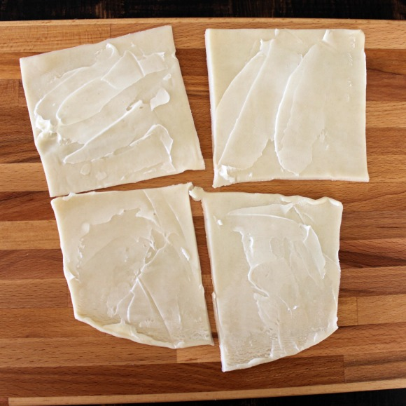 Buttered crusts