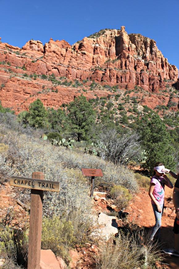 Chapel Trail