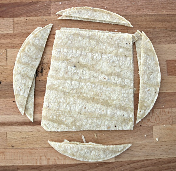 Quesadillas Pie Iron Recipe