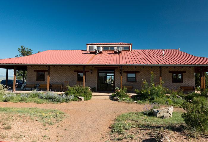 Chihuahuan Desert Nature Center Vistors Center