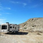 Room to Spare in this RV Boondocking Site