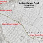 Juniper Canyon Small Topo
