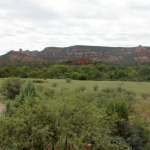 Red Rock State Park Initial View