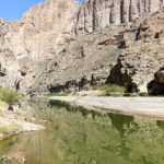 End of Boquillas Canyon Trail