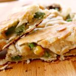 Chicken Pot Pie - Pie Iron Recipe